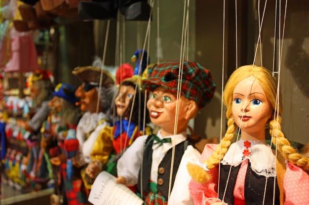 Традиционные куклы - юная леди