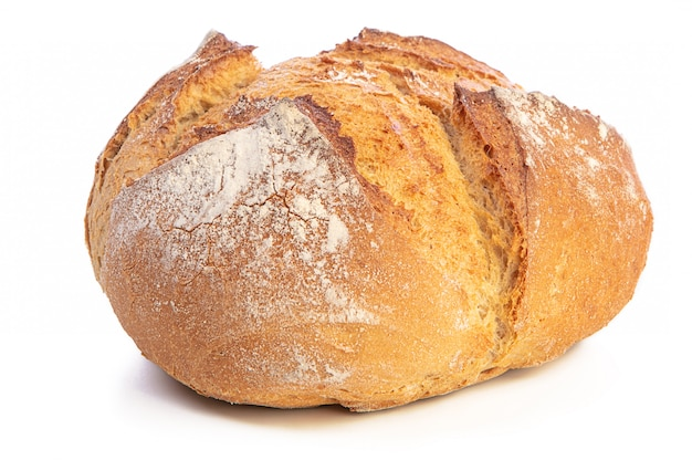 Traditional round bread