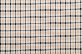 Traditional Scottish grey tartan pattern