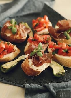 Традиционные испанские тапас