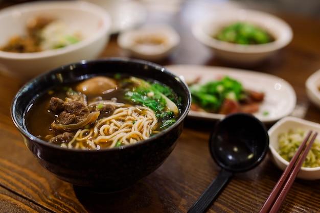 Традиционная тайваньская кухня