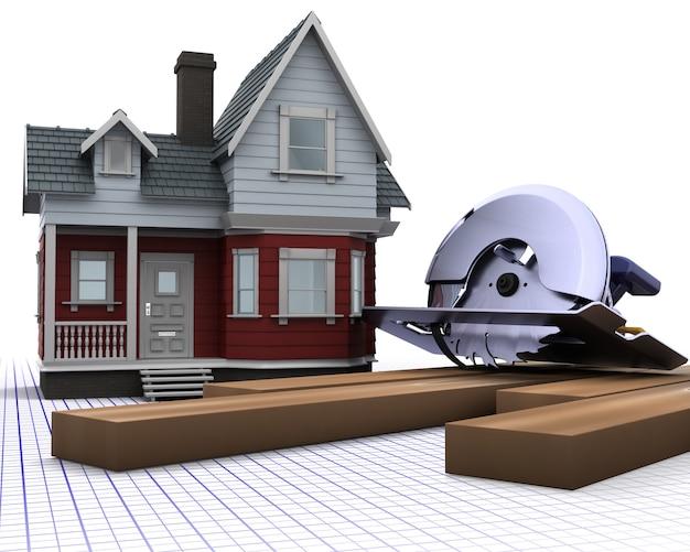 伝統的な木造住宅