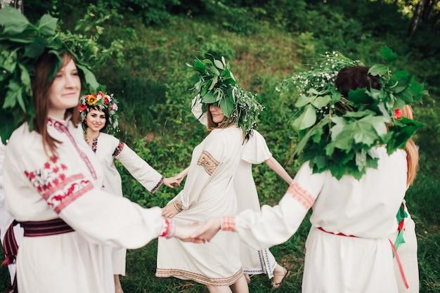 Традиционный украинский танец