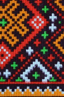 Традиционное украинское народное искусство трикотажное