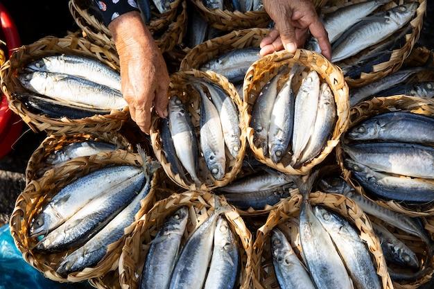 Традиционный способ ловли рыбы