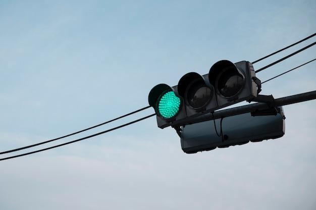 Semaforo per le strade della città