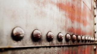 Train rivets
