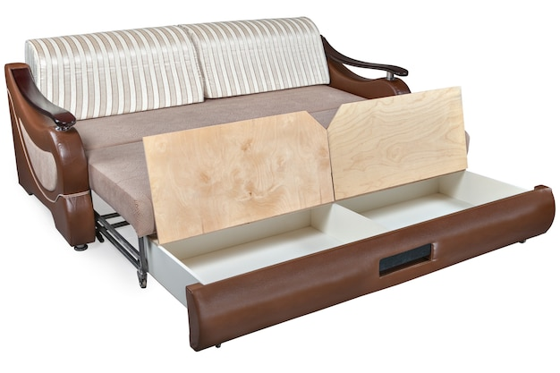 変圧器ベッドソファコンビネーション家具