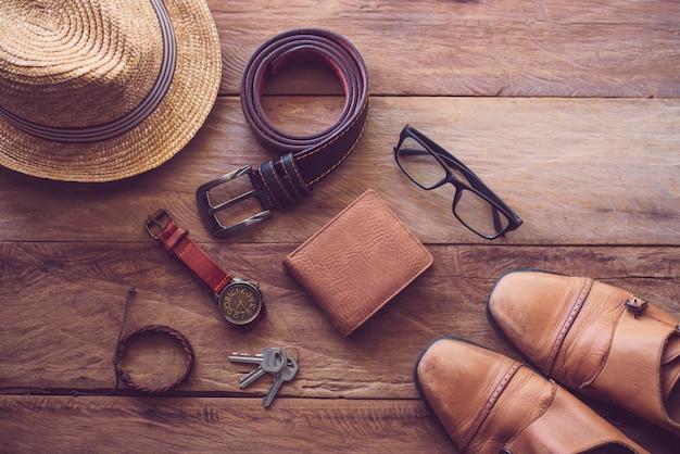 旅行アクセサリー衣装。