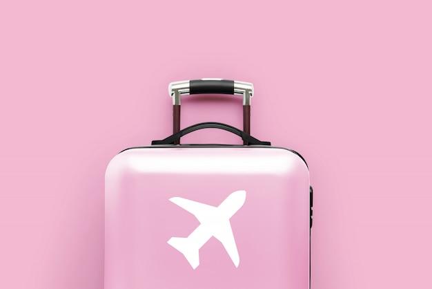 Путешествие и самолет с багажом