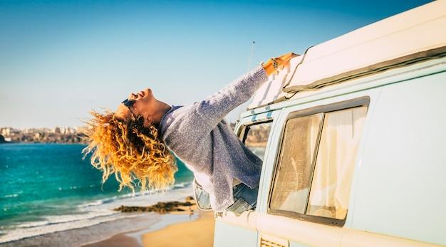 여행과 행복 라이프 스타일