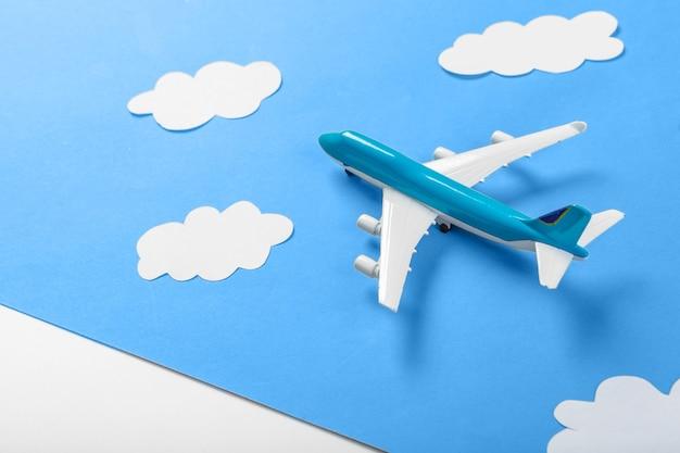 Концепция путешествия с самолетом