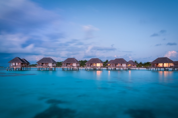 여행 목적지-몰디브