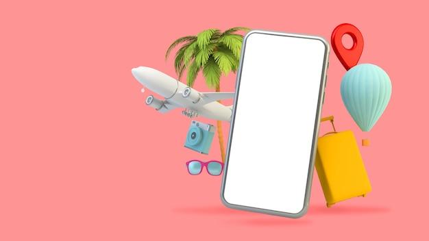 Travel elements phone