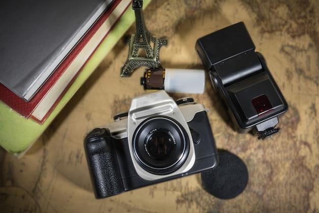 여행 필름 카메라 여행
