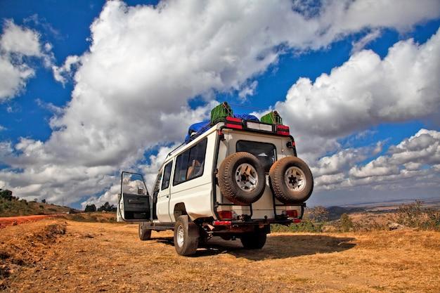 アフリカを旅する