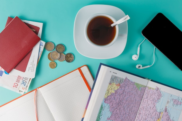 Планирование путешествия для пары