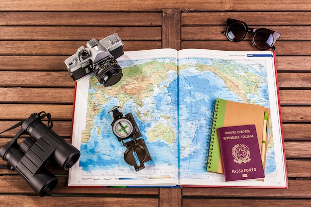 The travel planning