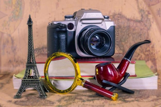 Travel preparations essentials books