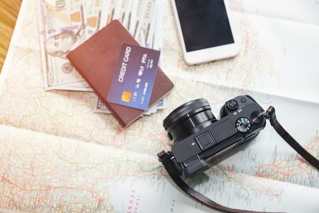 Travel trip planning