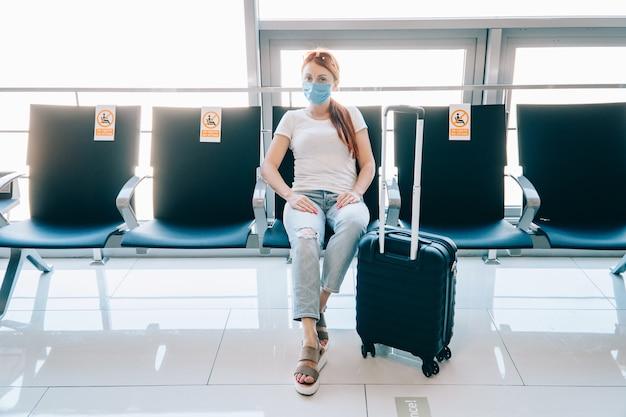 コロナウイルスのパンデミック中の旅行