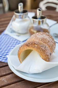 Trdelnik pastry