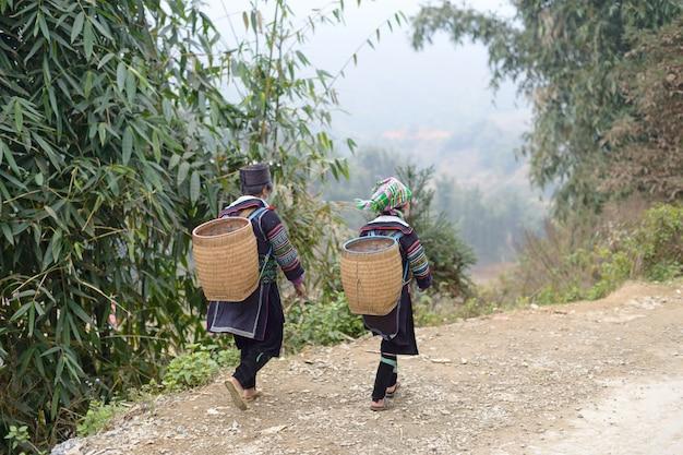 Tribal vietnam