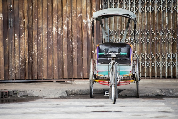 Trike-old from thailand