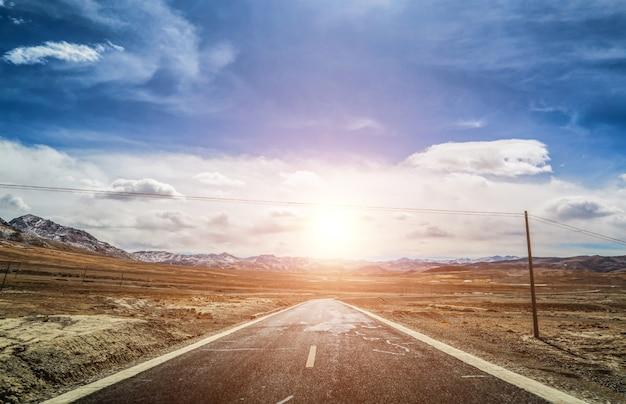 道路上の旅
