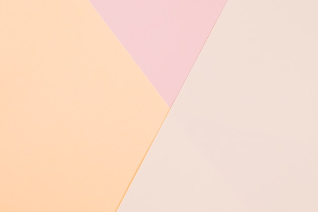 Tripe color paper background for layout