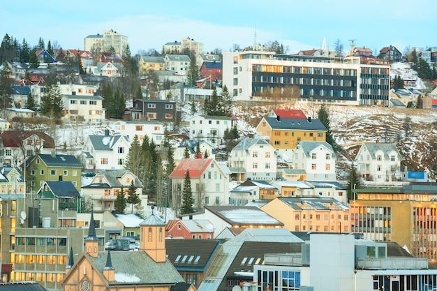 Tromso cityノルウェー