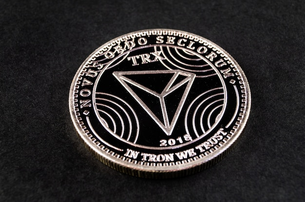 Tron trxは、交換とウェブ市場の最新の方法です