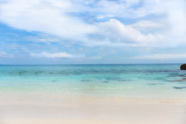 トロピカルビーチ、シミラン諸島、タチャイ島、アンダマン海、タイ
