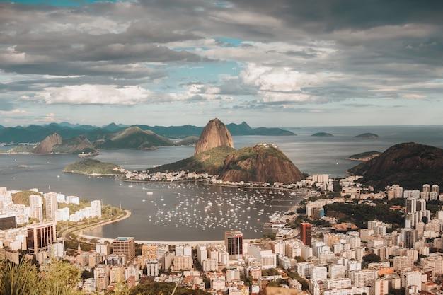 Paesaggio urbano tropicale