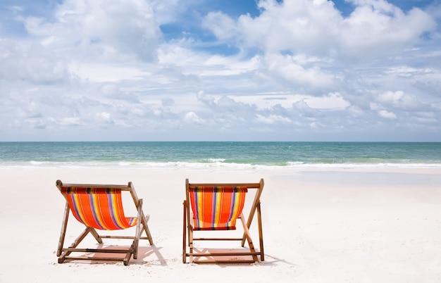 Tropical vacation seaside beach coastline