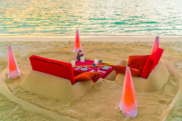 Tropics of sand spa resort