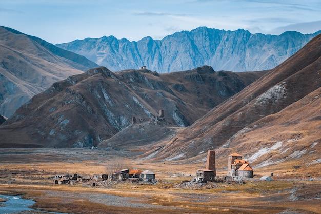 Truso valley, kazbegi - georgia