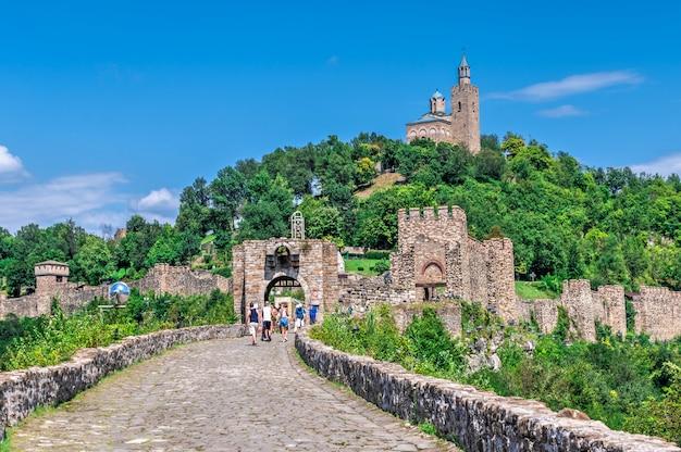 Крепость царевец в велико тырново, болгария