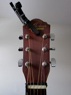 Tuners with a capo