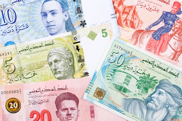 Tunisian money, a business background