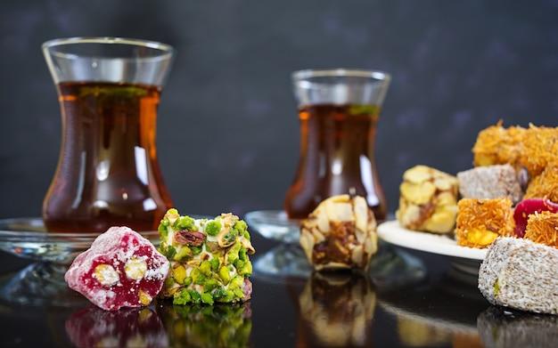 Turkish delights lokum