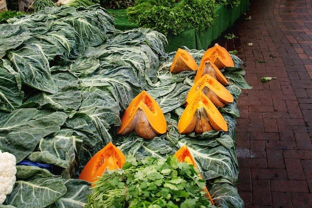 Turkish farmer market