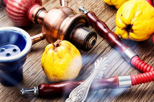 Турецкий кальян с ароматом айвы