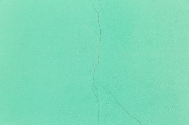 Бирюзовая поверхность бетонных стен. задний план. место для текста. Premium Фотографии