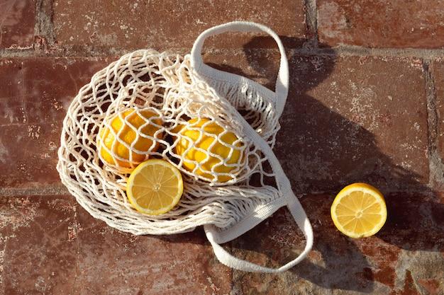 フレッシュレモンのタートルバッグ