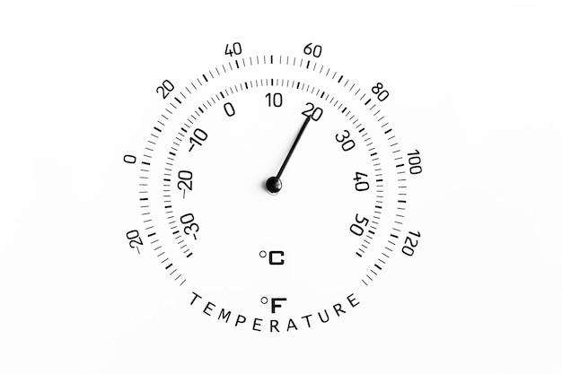 摂氏20度