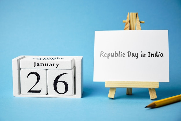 Twenty sixth day of winter month calendar january.