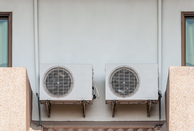 Twin conditioning unit
