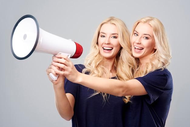 У близнецов хорошие новости