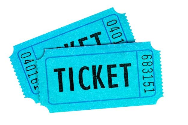 Два синих билета в кино